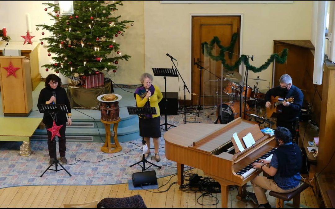 4. Advent – Got­tes­dienst Live-Stream